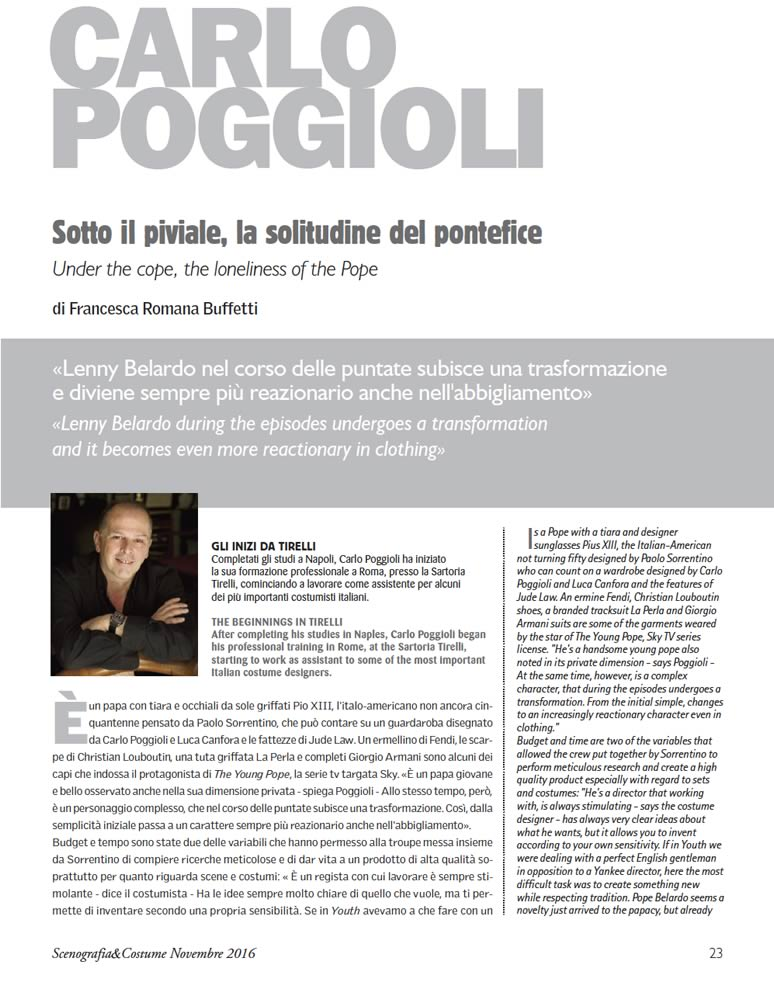 2bc72fcaf074 Carlo Poggioli - costume designer